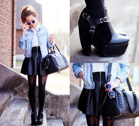 2978860_casual Inspiração de Looks: Botas e meias
