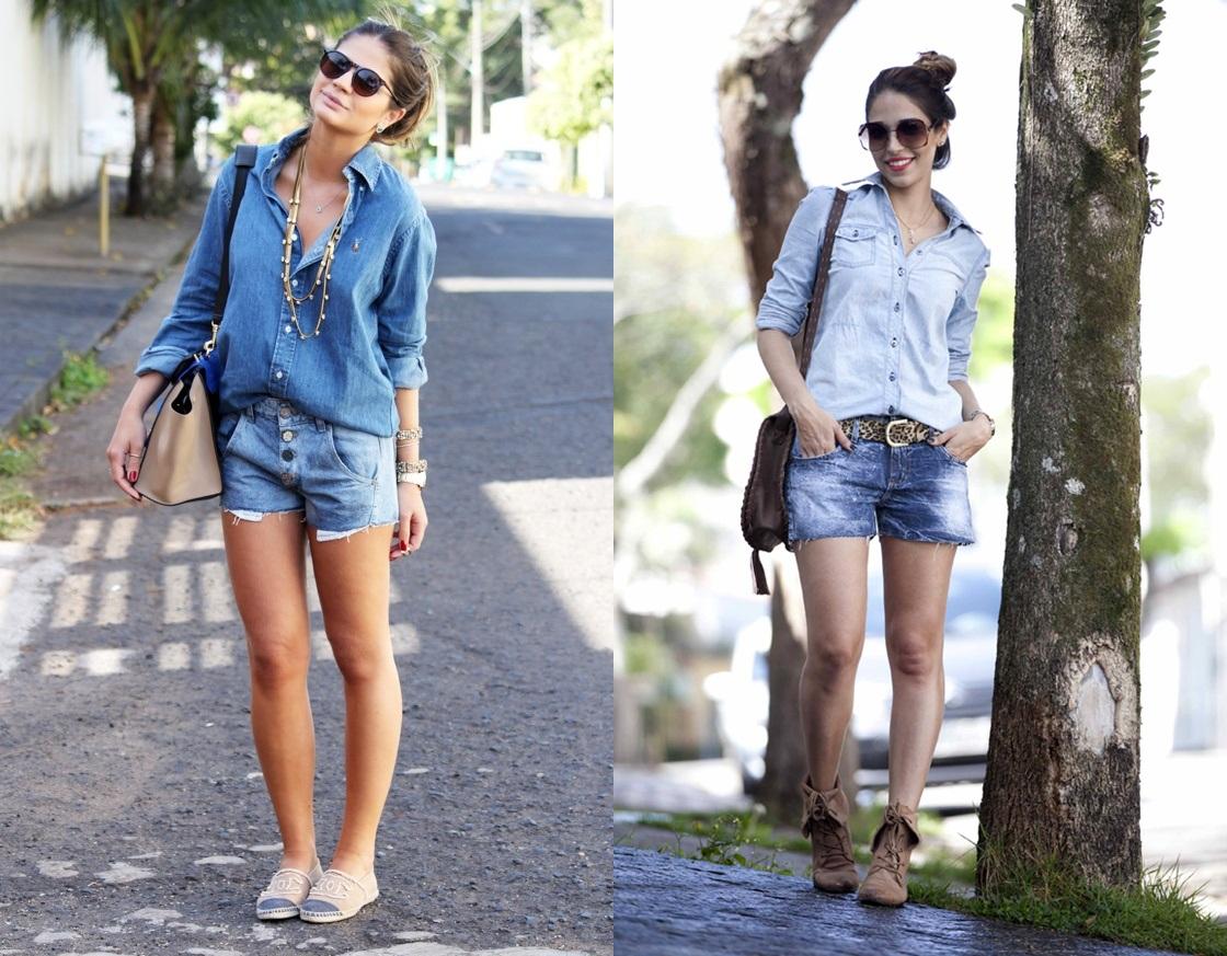 look-jeans-com-jeans-da-thc3a1ssia-naves-no-blog-dona-onc3a7a-tile Inspiração Jeans com Jeans