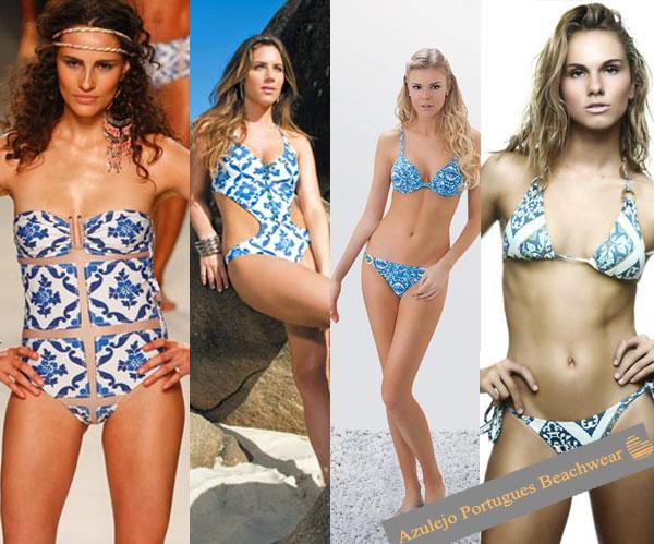 como-usar-estampa-azulejo-portugues Prévia verão 2013- 2014: Estampa de Azulejo Português