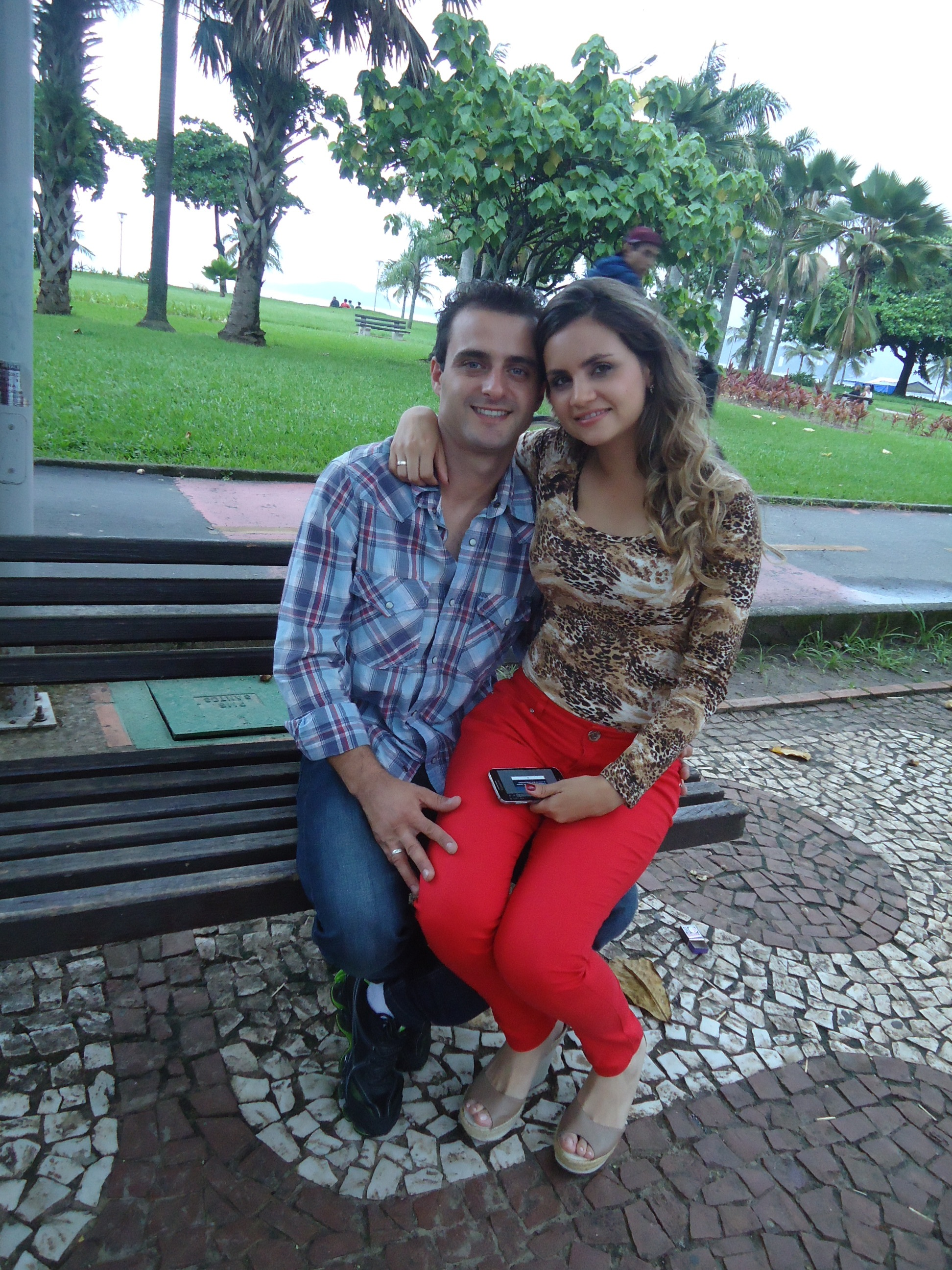 dsc06233 Look do Dia: Body animal print + vermelho!