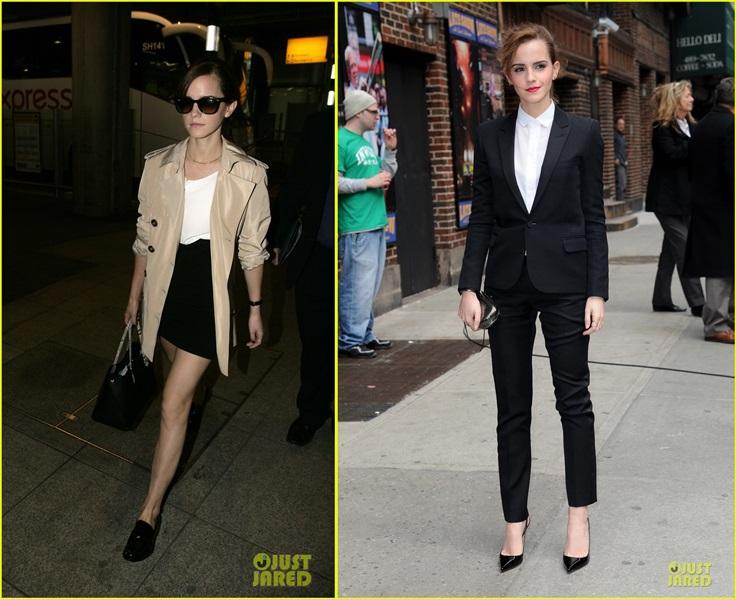 streetstyle-emma2 Estilo de Emma Watson