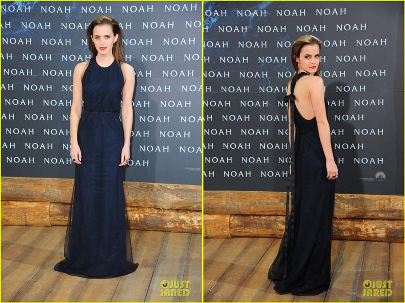 vestidos2 Estilo de Emma Watson