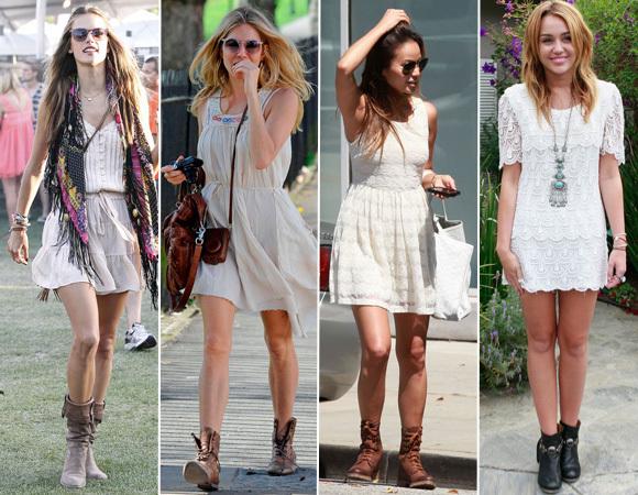 estilo-folk Um pouco mais sobre moda: Folk