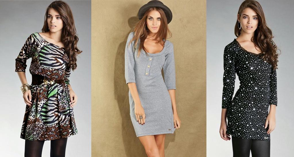 vestidos-meia-estacao-2014-1 Inspiração Outono inverno Usando Vestidos