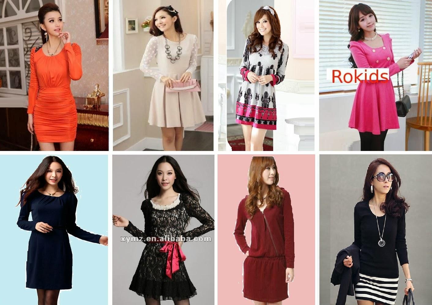 vestidos-meia-estacao-2014-9 Inspiração Outono inverno Usando Vestidos
