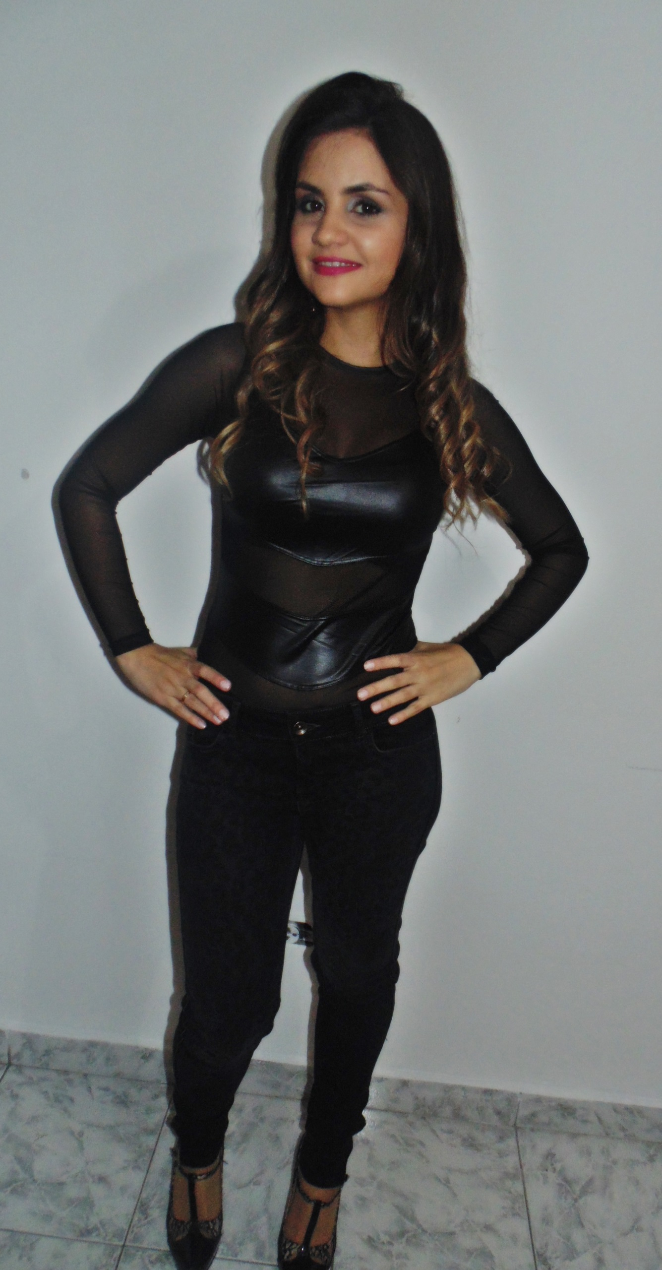 dsc01234 Look da Noite: Body All Black