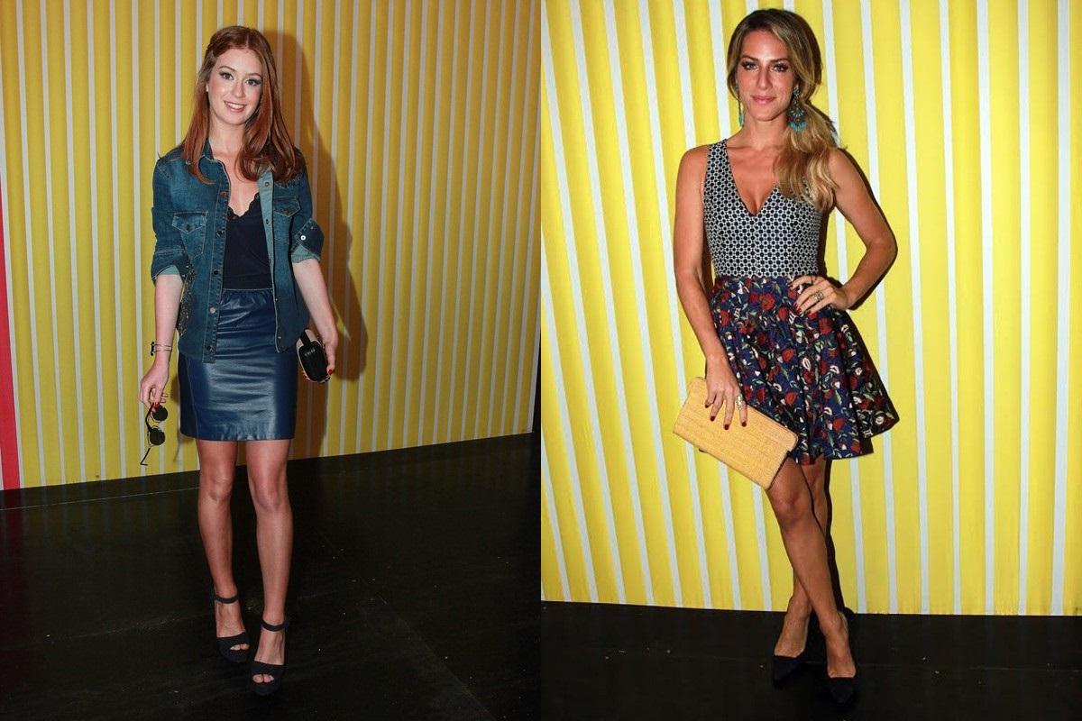 achado-chique-fashion-week-2015-Mariana-ruy Melhores looks das Famosas e Blogueiras no  SPFW 2015
