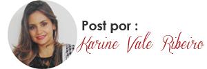 Assinatura-Karine Inspiração >Tênis vai com tudo!