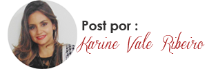 Assinatura Karine