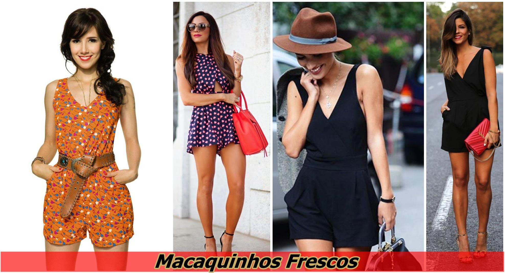 achadochiquemacaquinho122 Moda de Rua: Macaquinho e Macacão