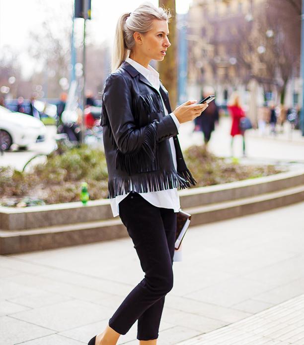 jaqueta-de-franjas-voce-vai-aderir-2 Moda de rua : tendências outono inverno 2015