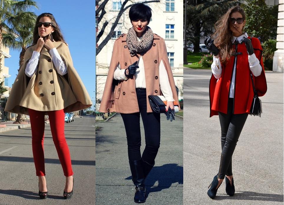 06_-look-de-inverno_look-para-trabalhar_casaco-capa Moda de Rua: roupas para trabalhar no inverno 2015