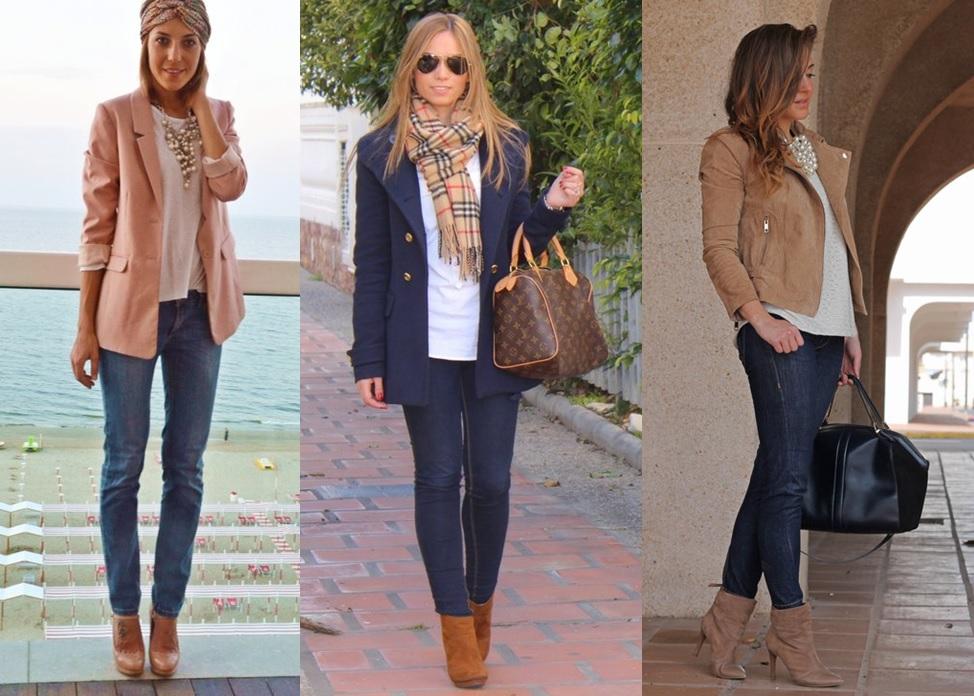 07_ankle-boot_botas-de-cano-curto-como-usar_look-para-o-trabalho_ankle-boot-com-jeans_casual-day Moda de Rua: roupas para trabalhar no inverno 2015