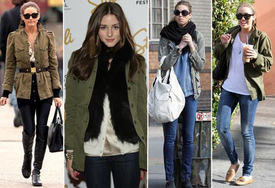 3-jeitos-verde-021 Moda de Rua: roupas para trabalhar no inverno 2015