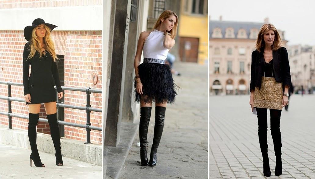 tendencia-de-inverno-bota-over-the-knee-inspiblog-assim-como-vcs Moda de rua: Botas Over Knee