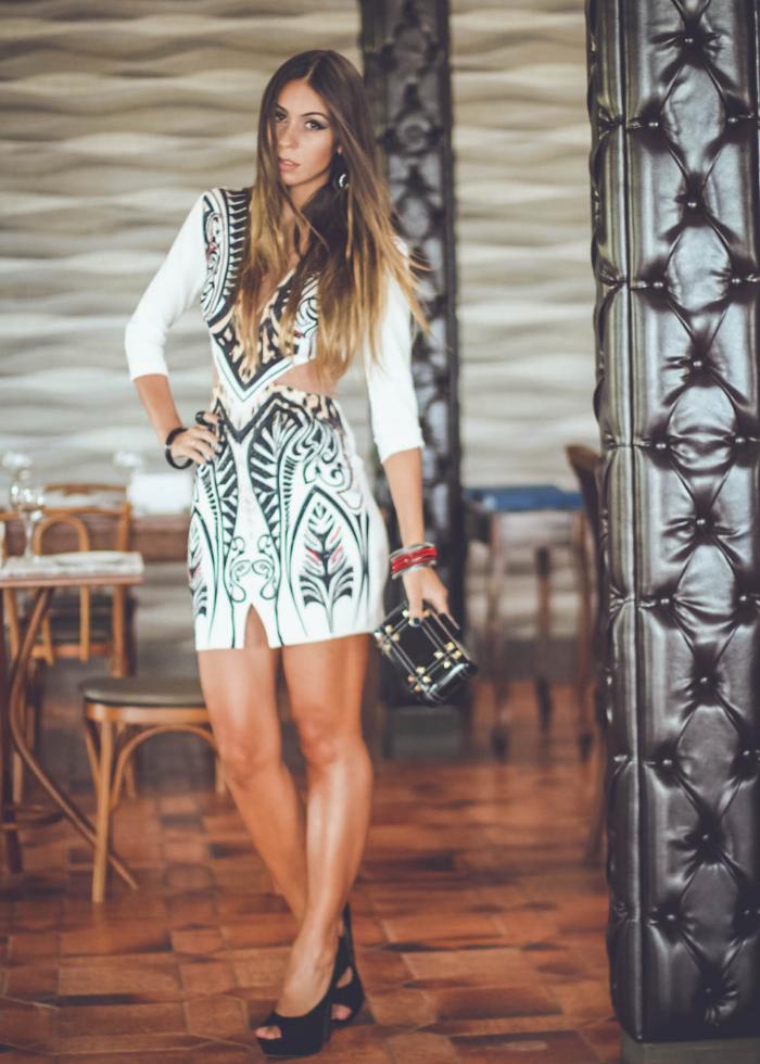 vestido-curto-manga-longa Moda de Rua: Especial Dias dos Namorados