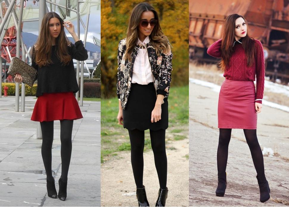 02_ankle-boot_botas-de-cano-curto-como-usar_look-para-o-trabalho_ankle-boot-com-saia Inspiração de looks para Feriado de Inverno