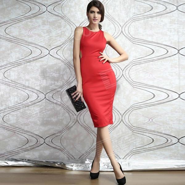 sku_321302_5 Moda de rua: Vestido midi justo