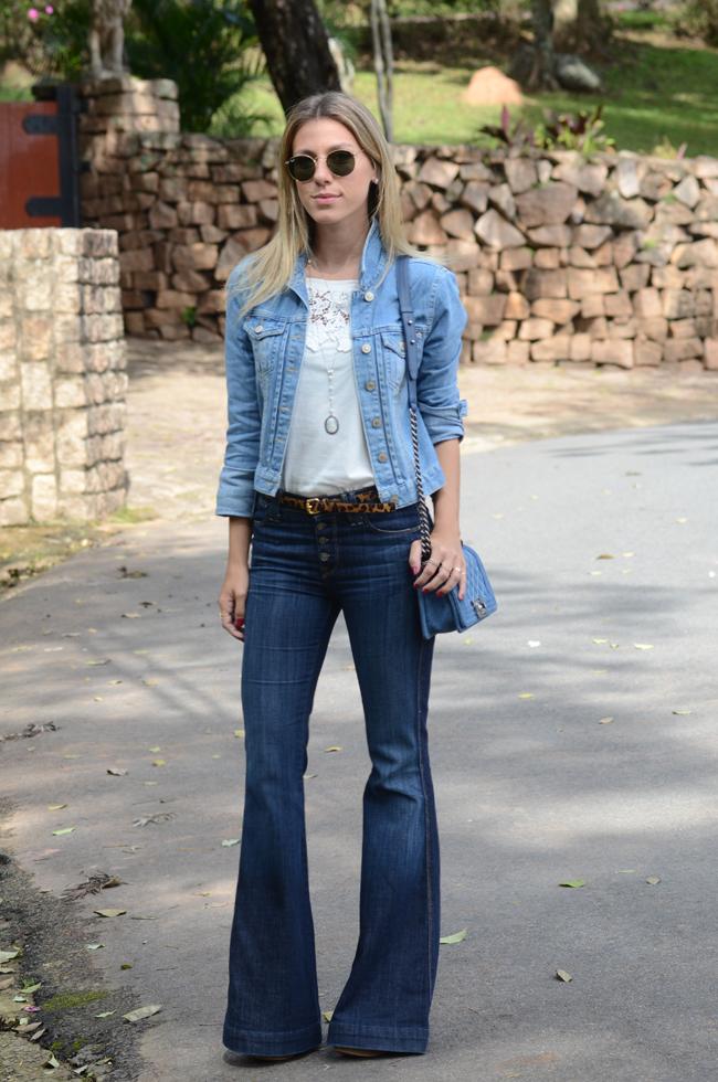 CHICA1L-2 Moda de rua:  Jaqueta jeans
