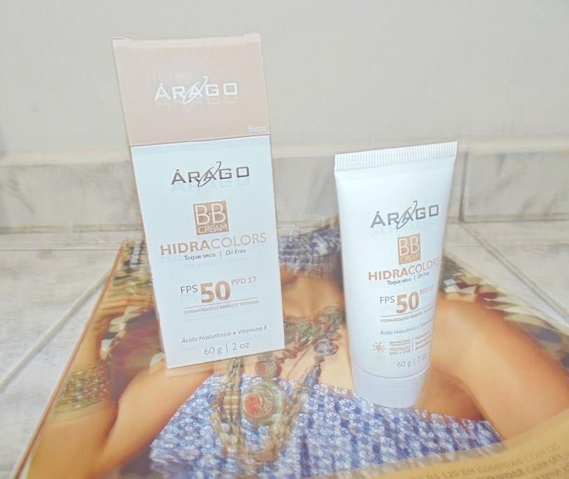 DSC02959 Eu uso eu indico: BB cream Árago Dermocosméticos