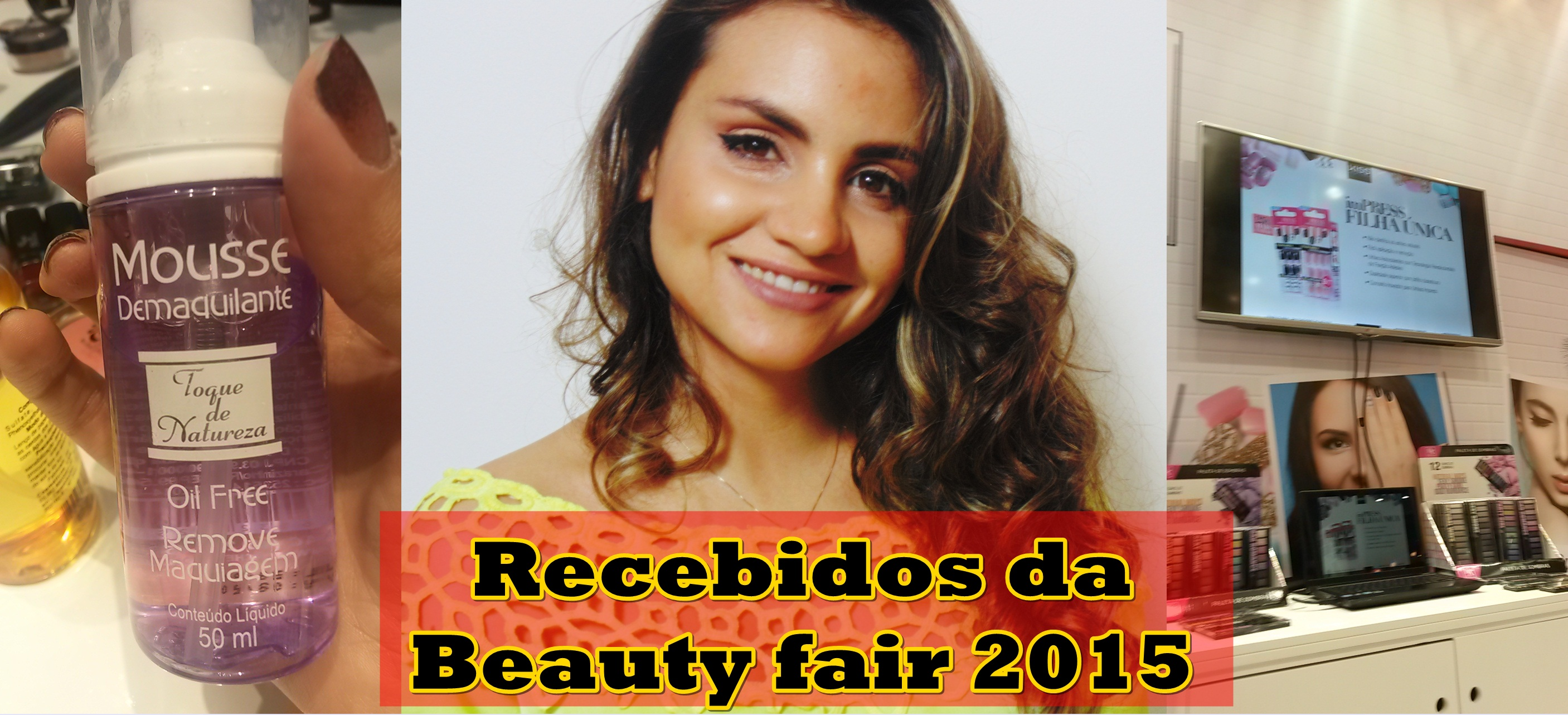 recebidos beauty fair
