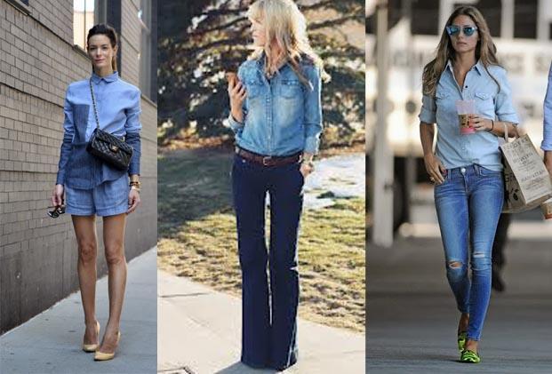 203501 Moda de rua: Jeans em tudo!