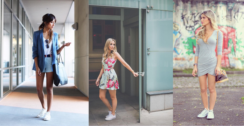 lkokolk Moda de rua: Looks com Tênis