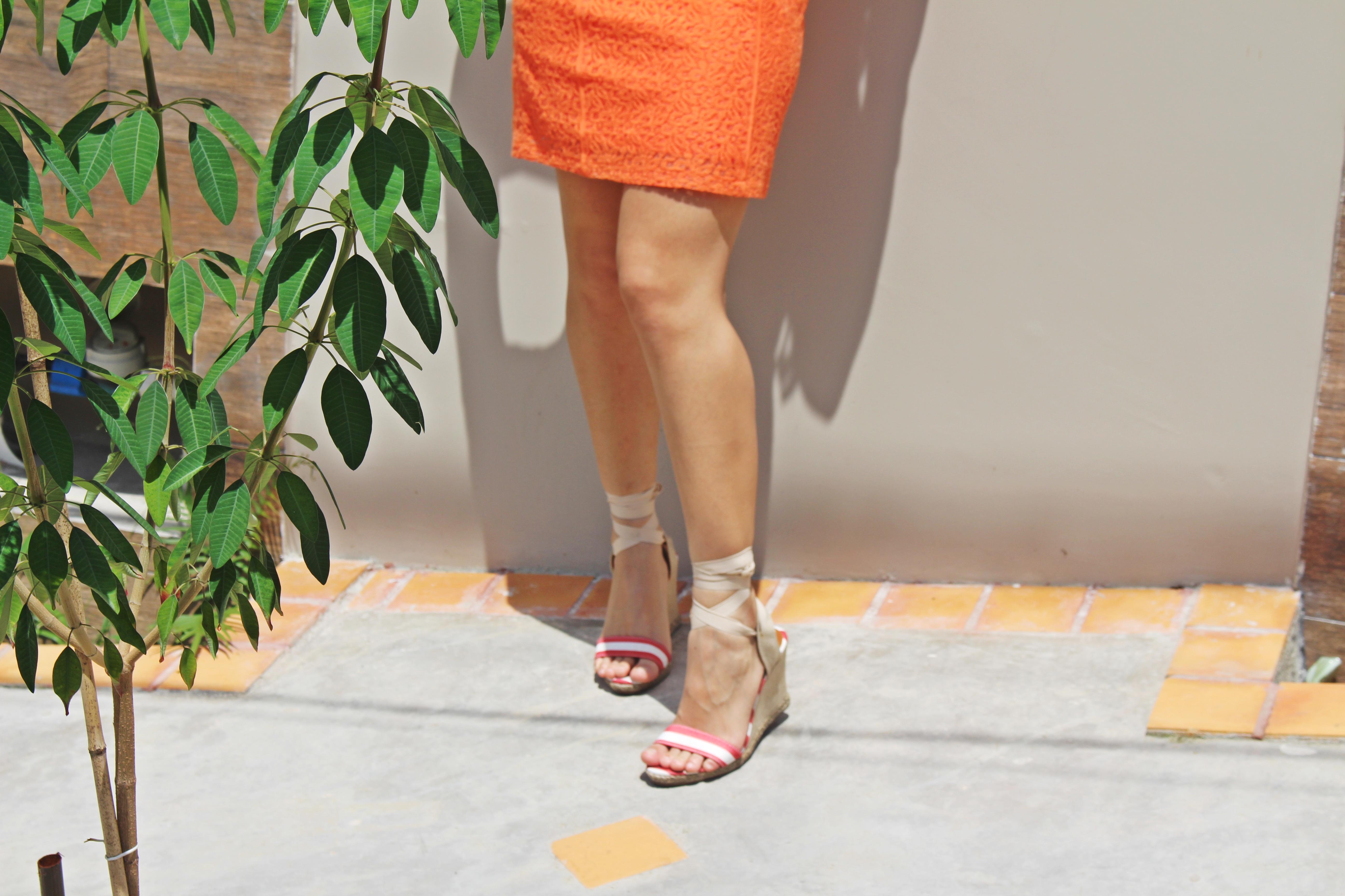 002 Look da ka: Frescor de vestido + espadrille