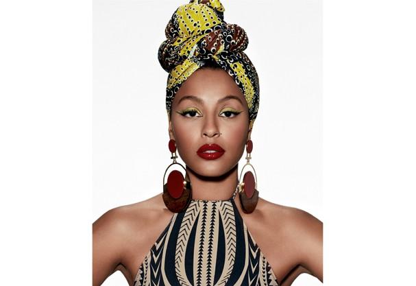 beleza-afro-sheron-5 Moda de rua: Make e fantasias fáceis para o carnaval 2016!