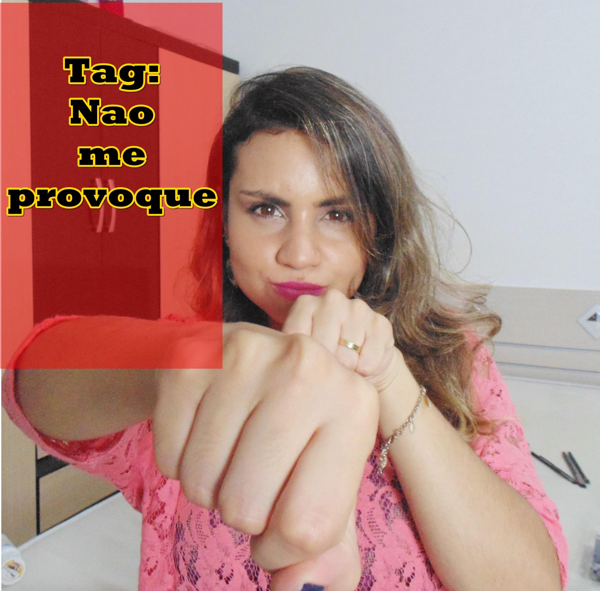 DSC03660 Vídeo: Tag -  Não me provoque!