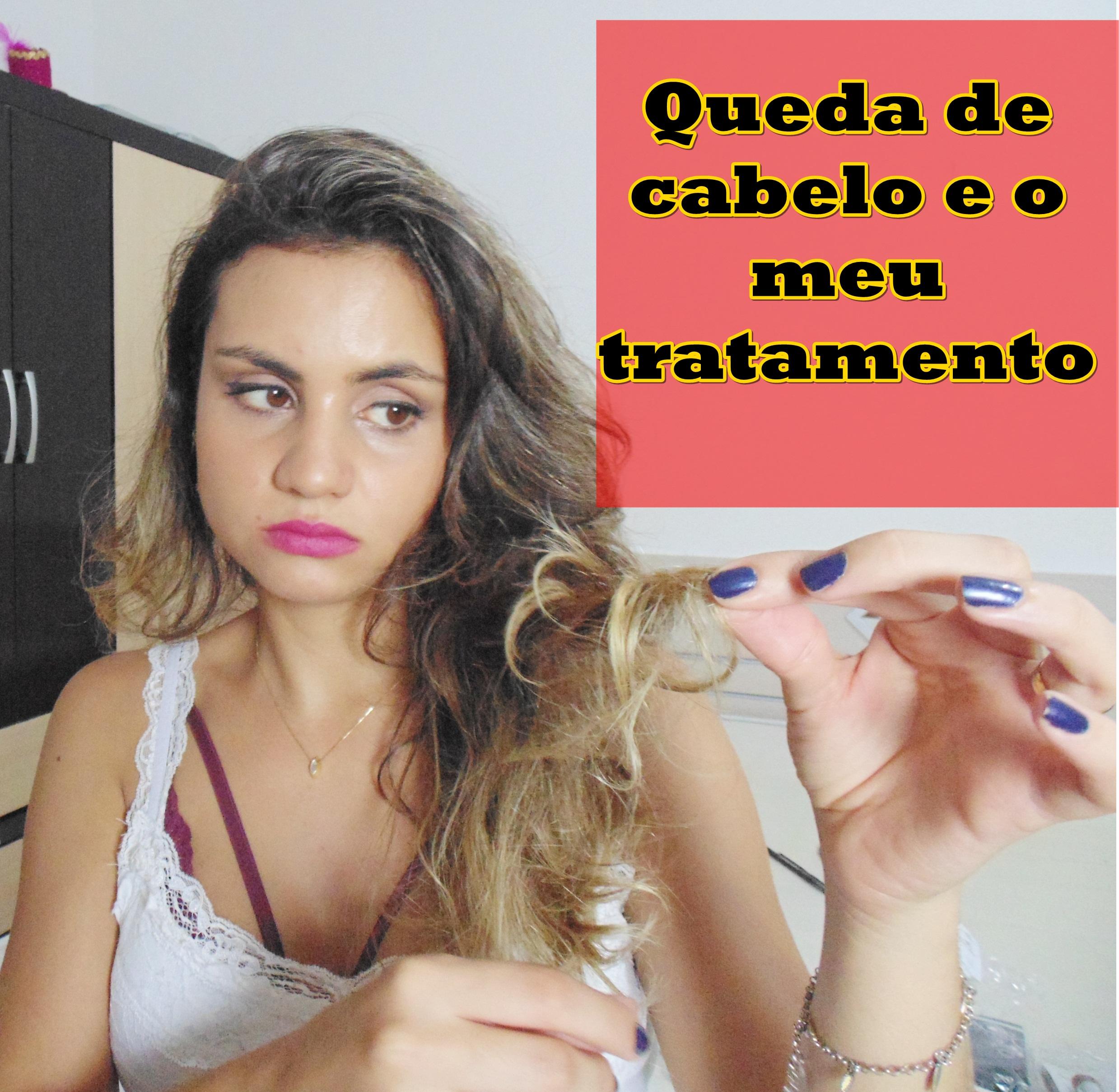 DSC03664 Vídeo: Meu tratamento para queda de cabelo!