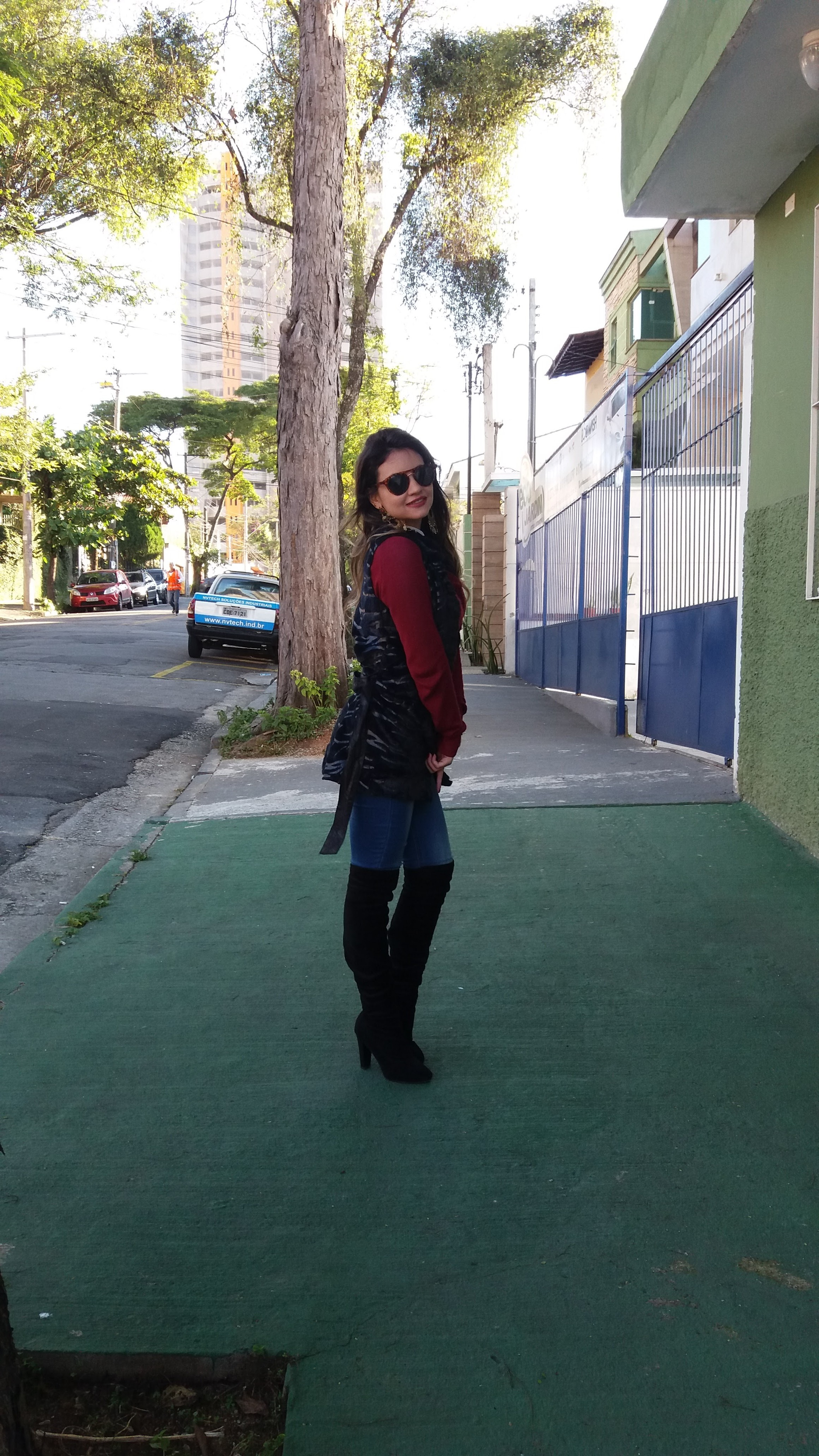 20160612_160319 Look da Ka: Inverno quentinha e fashion