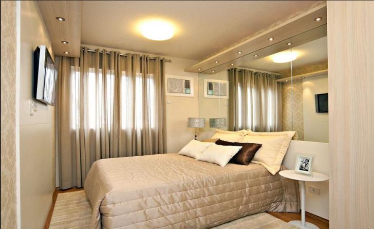 BIN_668733s59WU3 Missão quem casa quer casa: 5 inspirações para a iluminação de quartos pequenos