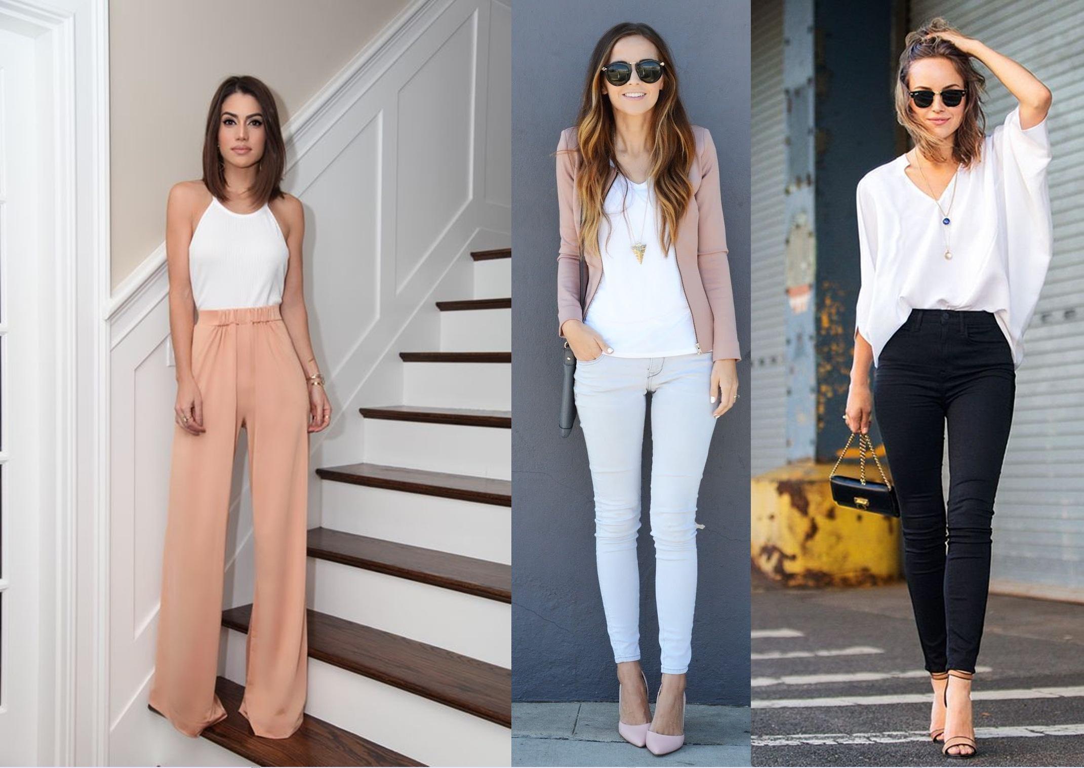 Minimalismo Moda de rua: 5 trends para usar no Look do Trabalho