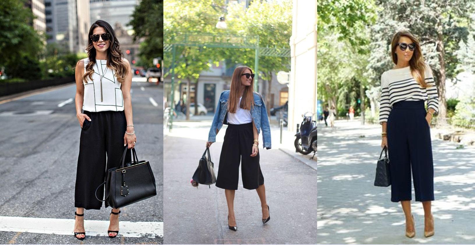 pantacourt1 Moda de rua: 5 trends para usar no Look do Trabalho