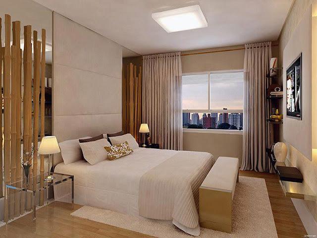 plafon-quarto Missão quem casa quer casa: 5 inspirações para a iluminação de quartos pequenos