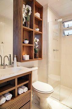 0dc569d063d1842792aaff13b5a48e4a Missão quem casa quer casa: Decoração para banheiros pequenos