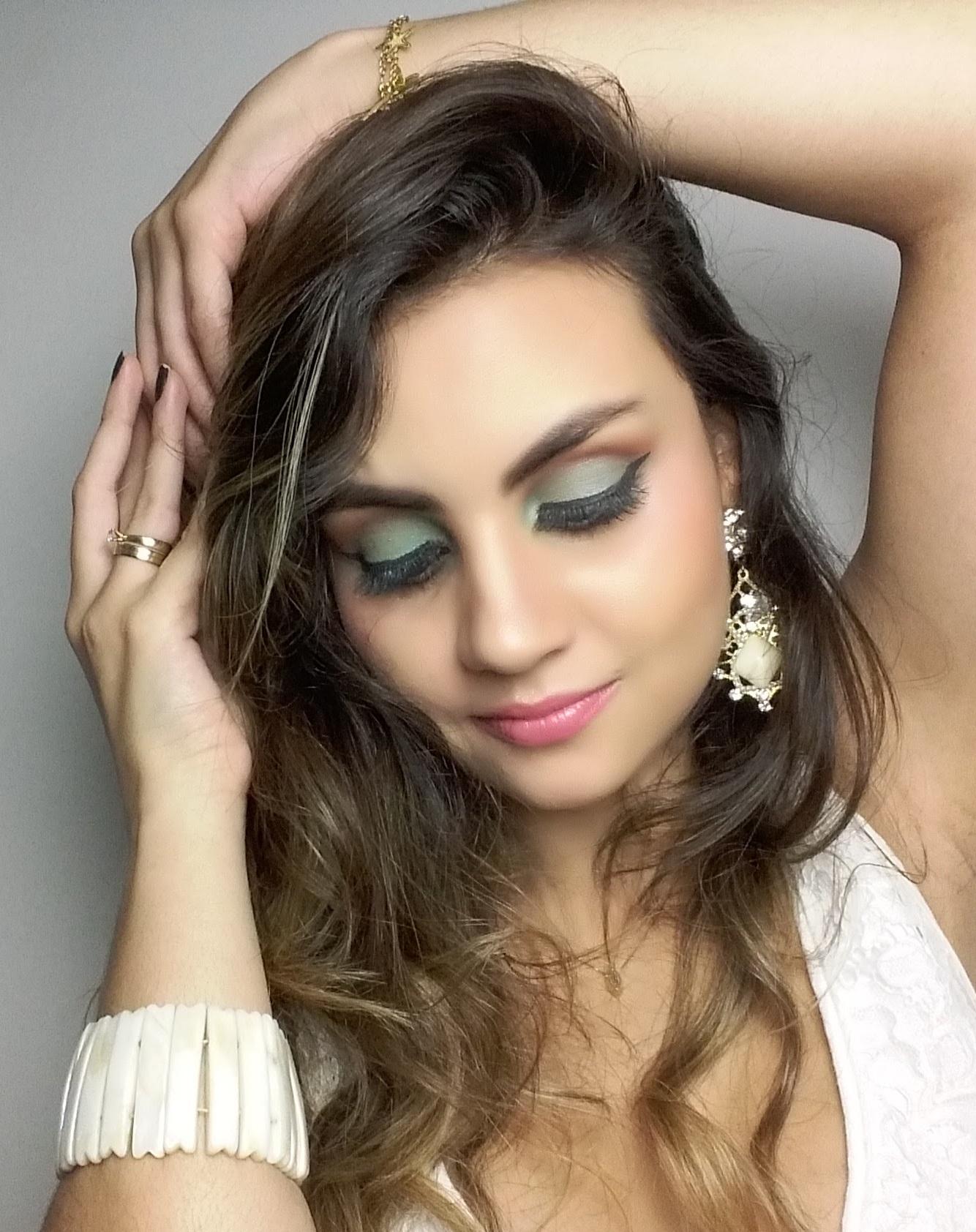 20170201_131339 Vídeo: Maquiagem Inspiração Sereia Urbana para o Carnaval!