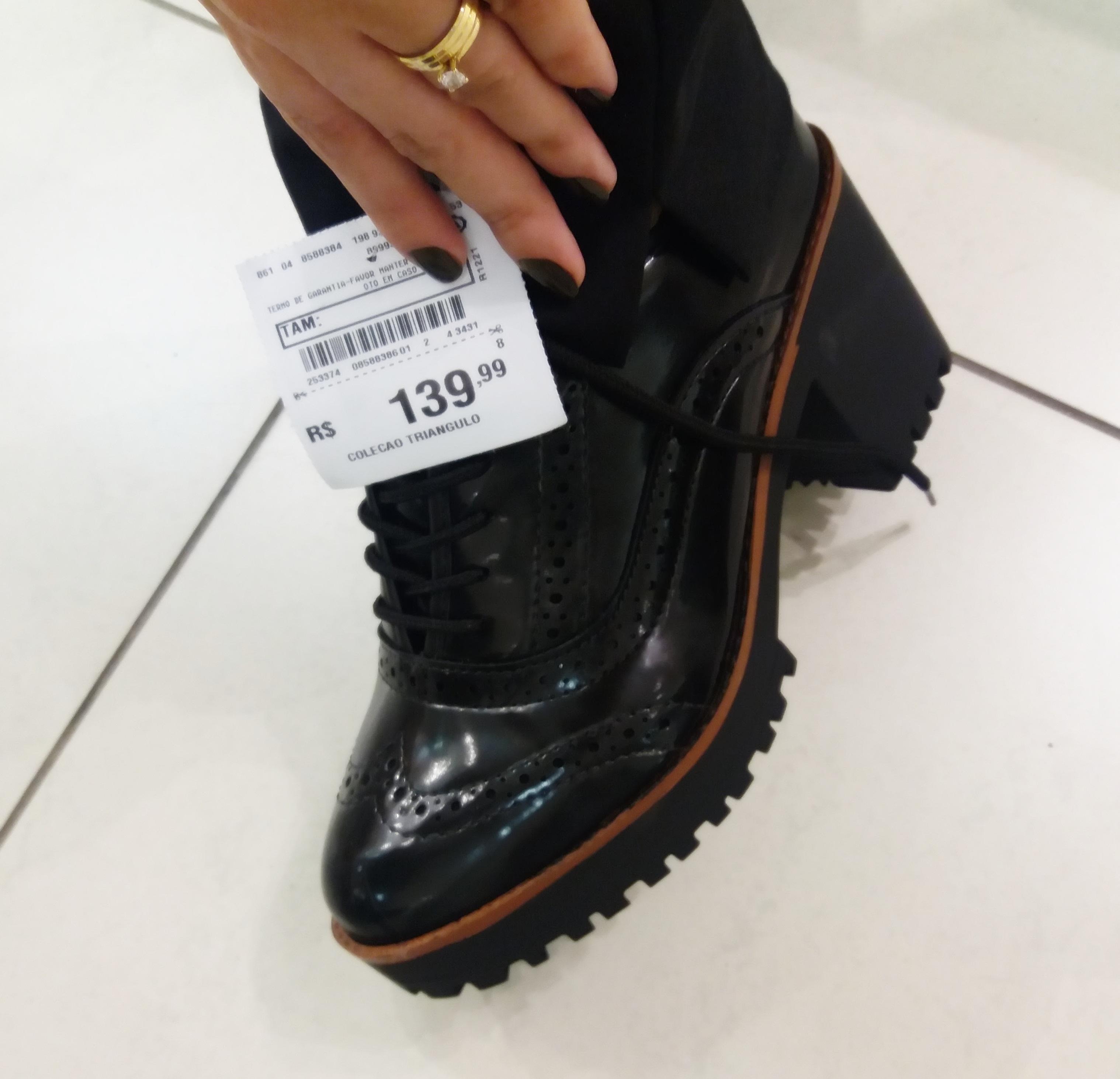 20170310_122248 Moda de rua: Onde encontrar o sapato Oxford forte tendencia de inverno 2017!