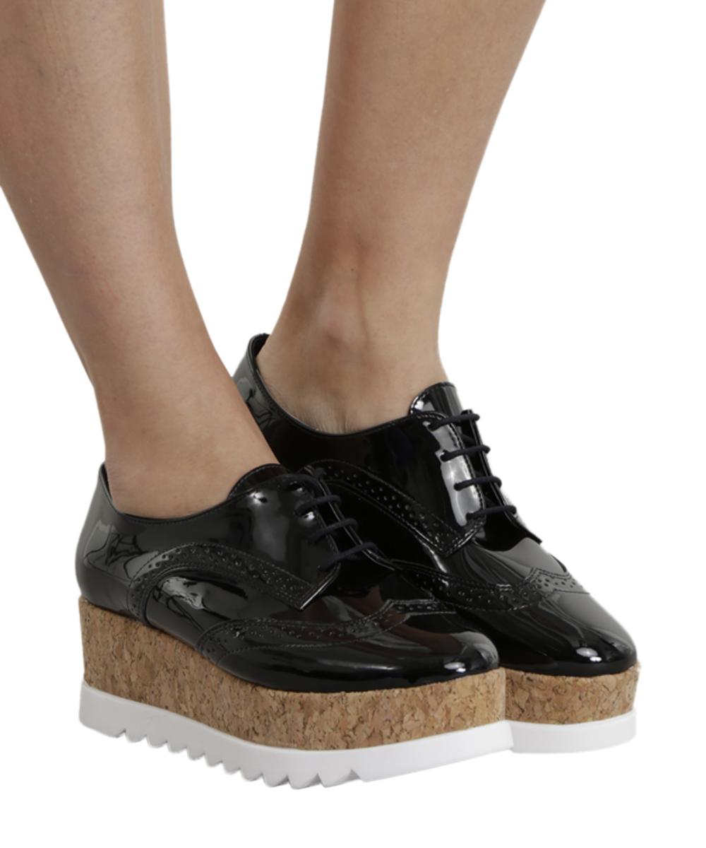 Oxford-Flatform-Preto-8568492-Preto_2 Moda de rua: Onde encontrar o sapato Oxford forte tendencia de inverno 2017!
