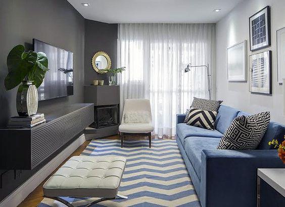 d0073f4d73956a33e6a3aba98fe47402 Missão quem casa quer casa:  Inspirações para sala estar de apartamentos pequenos