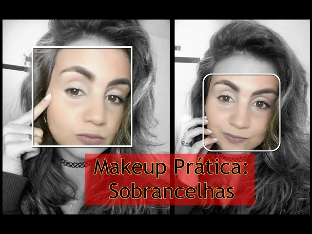 sddefault Vídeo: Makeup Pratica - Sobrancelhas e Mascara de cílios
