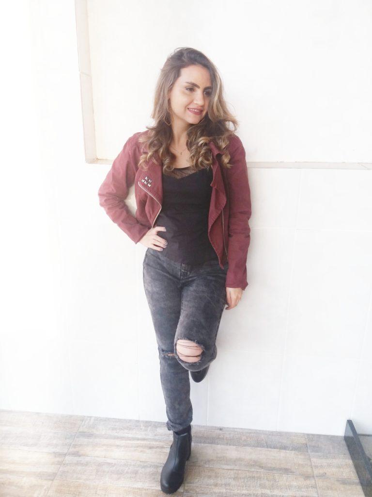 20170924_172324-01-768x1024 Look da Ká:  Casual e Jovem com Jeans + Jaqueta